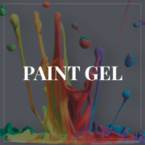 Paint Gel & Elastic Gummi gel